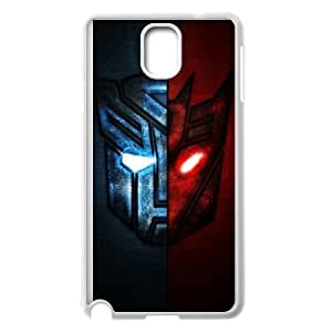 SamSung Galaxy Note3 phone cases White Transformers fashion cell phone cases UYIT2294959