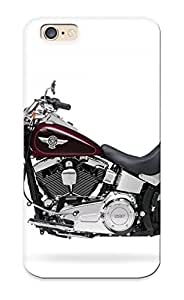 Improviselike Perfect Harley-davidson Fat Boy Case Cover Skin With Appearance For Iphone 6 Phone Case