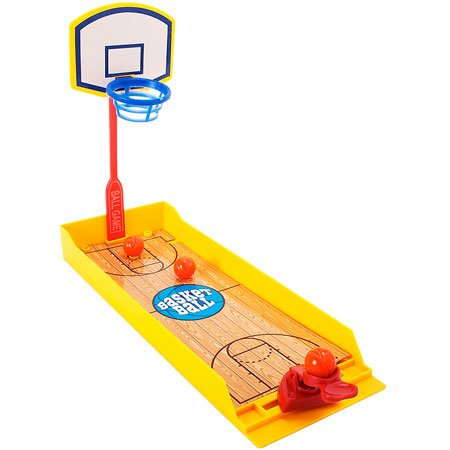 Tabletop Finger Board Game   Basketball
