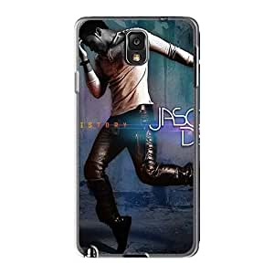 Excellent Hard Phone Case For Samsung Galaxy Note3 (MiH3558khqS) Provide Private Custom HD Evanescence Band Pictures