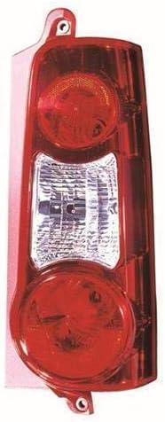 PARTNER  BERLINGO 2012 Rear Light Twin Door RH Driver Offside OS Right