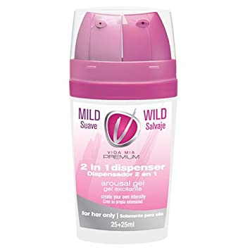 Vida Mia Premium Arousal Gels For Her Only