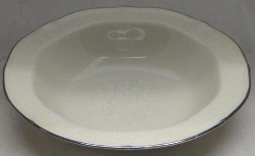 - Noritake Chandon Platinum Rim Fruit/Dessert (Sauce) Bowl