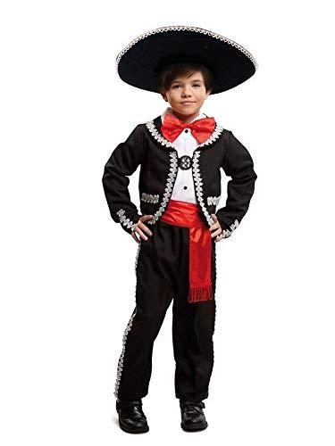 2476027bef6e9 DISBACANAL Disfraz de Mariachi para niño - Único