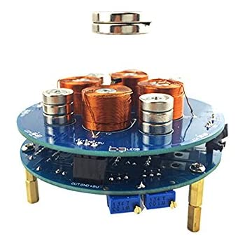 DIY Magnetic Levitation Kit Push Type Magnetic Suspension Simulation System  100g-150g