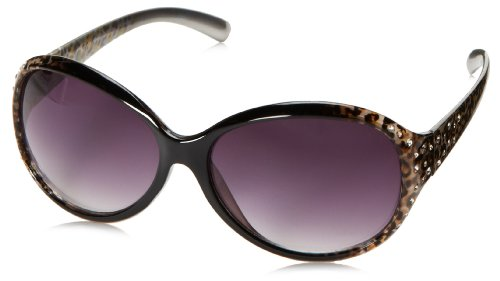 union-bay-womens-u222-oval-sunglassesblack60-mm