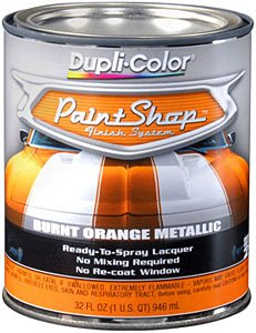 Dupli-Color EBSP21100 Single BSP211 Burnt Orange Metallic Paint Shop Finish System by Dupli-Color (Image #1)