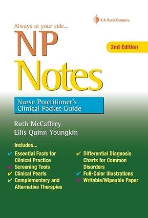 Massage notes pocket guide