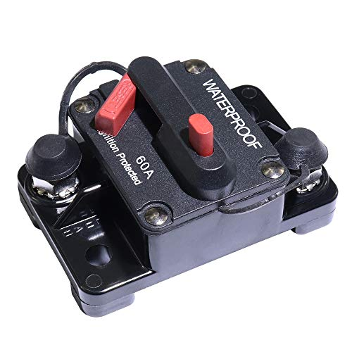 60 Amp Circuit Breaker Manual Power Fuse Reset by iztor (Image #3)
