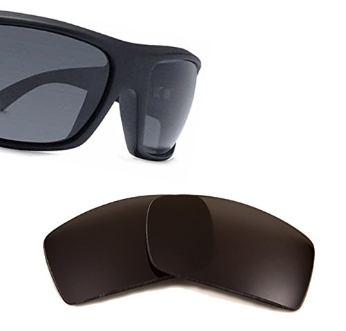 Best SEEK OPTICS Replacement Lenses Von Zipper CLUTCH - Polarized - Clutch Zipper Von Sunglasses