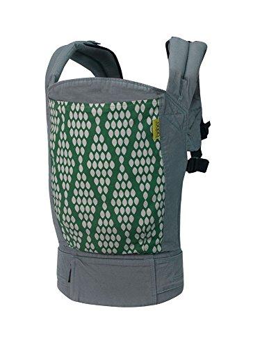 Boba Organic Carrier - Boba 4G Carrier, Verde Organic, 0 - 48 Months