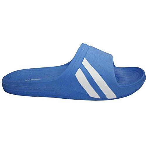 Softee Herren Zehentreter Complet Blau (Royal)
