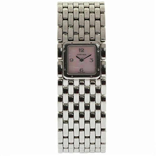 Cartier Panthere swiss-quartz womens Watch W61003T9 (Certified Pre-owned)