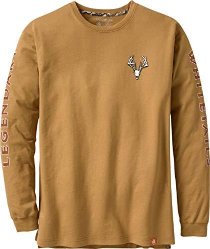 Men's Non-Typical Series Long Sleeve T-Shirt Arrowwood X-Large ()