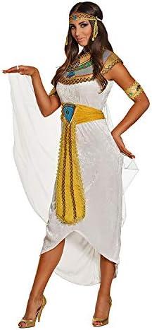 BOLAND PartyPartners Disfraz de Mujer Vestido Egipcio Antiguo de ...