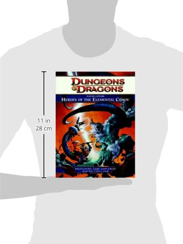 Player's Option: Heroes of the Elemental Chaos (Dungeons & Dragons