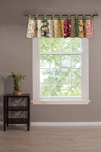 Greenland Home Antique Chic 21 X 84-Inch Cotton Window Patch