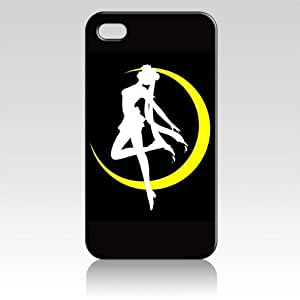Sailor Moon Hard Case Skin for Iphone 5 At&t Sprint Verizon Retail Packaging