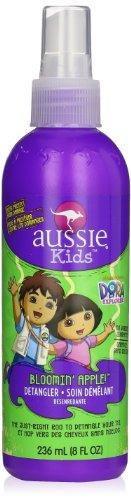 Aussie Dora l'exploratrice Bloomin Apple Detangler 8 fl oz