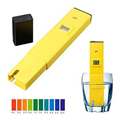 Amazon.com: Digital PH Tester Meter Pocket Pen Aquarium Pool Water Digital Tester // Probador Metro ph digitales: Industrial & Scientific