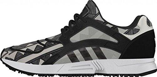adidas Racer Lite W, Sandali Sportivi Outdoor da Donna Nero (Core Black Off White)
