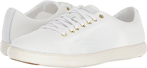 Cole Haan Womens Grand Crosscourt Knit Ii Wit Gebreid / Optisch Wit