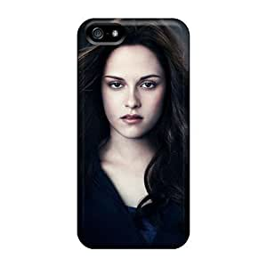 Tpu Case Cover Compatible For Iphone 5/5s/ Hot Case/ Twilight Eclipse New Official Poster by icecream design
