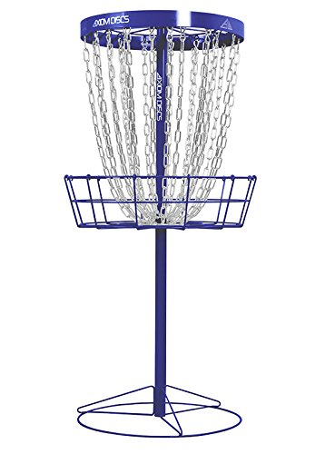 Axiom Discs Pro 24-Chain Disc Golf Basket - Royal Blue by Axiom