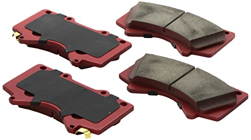 Genuine Toyota Parts PTR09-0C111 TRD Performance Brake Pad