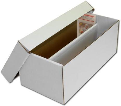 (25) BCW Brand Trading Card Cardboard Graded Shoe Box - GSB