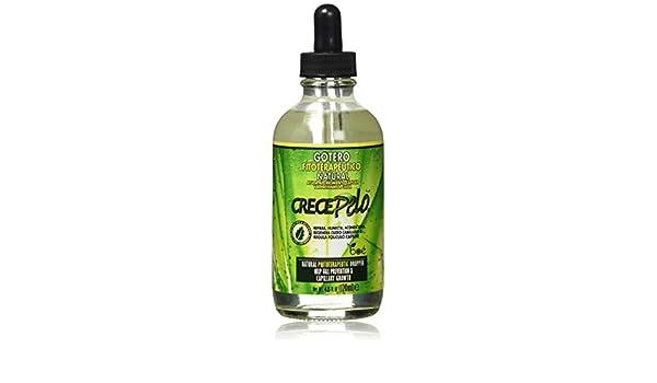 Amazon.com: BOE Crece Pelo Gotero Drop Fitoterapeutico Natural W Free Nail File: Beauty