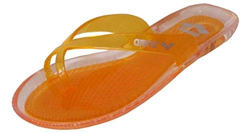papaya Arena 37 Sandalen Pexi Orange Zehentrenner Damen 8043730 Eu wgqYwp