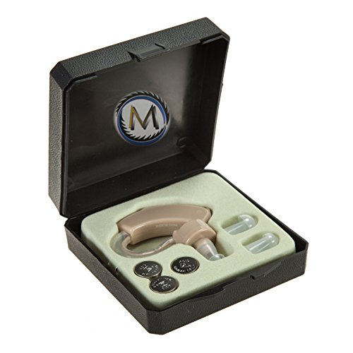 Behind the Ear Sound Amplifier Super Mini Size Sound Enhancer