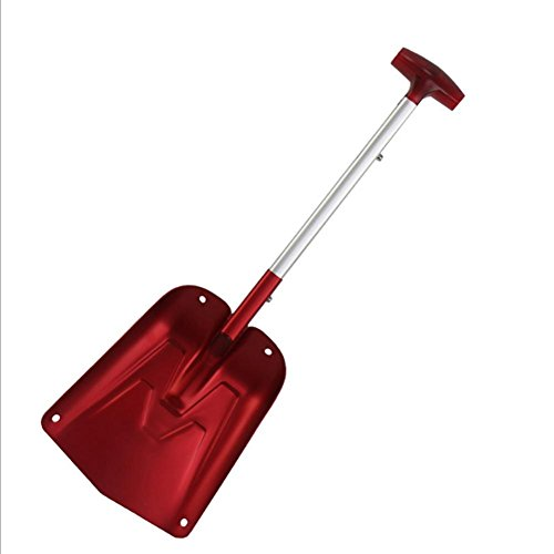 Window-pick Lightweight Utility Shovel Adjustable,aluminum snow shovel for Car Camping Garden outdoor by Window-pick
