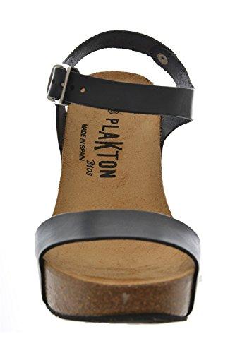 sandales - nu pieds plakton i kiss noir