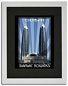 Photo of Damac Tower -Colour F02-NM (A4)