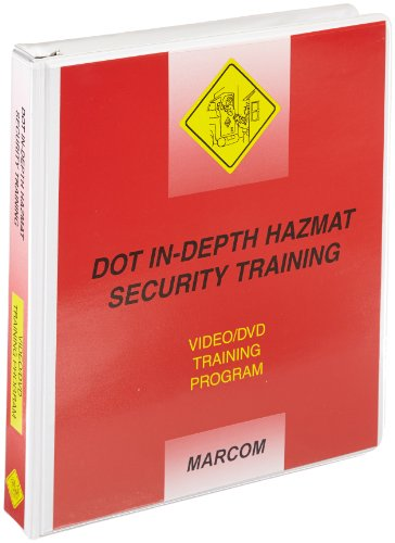 MARCOM DOT In-Depth Hazmat Security Training DVD Program