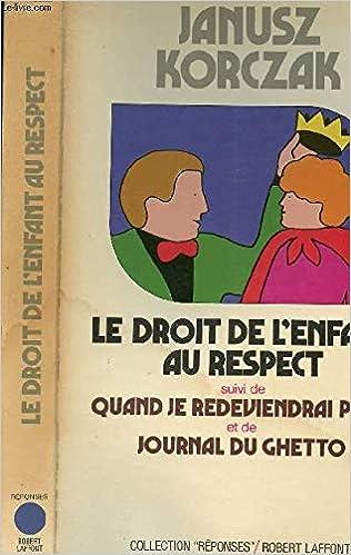 droit de lenfant au respect