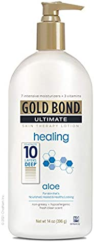 Gold Bond Ultimate Healing Skin Therapy Lotion, 14 oz