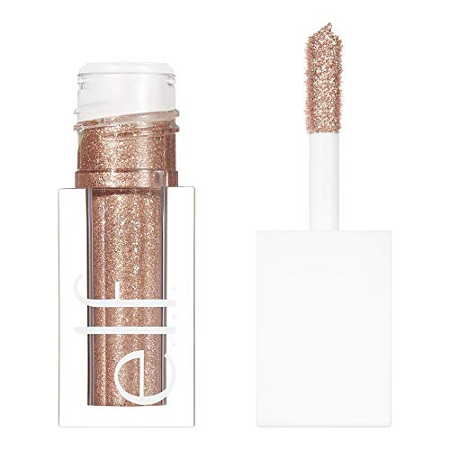e.l.f., Liquid Glitter Eyeshadow, Long Lasting, Quick-Drying, Opaque, Gel-Based Formula, Creates High-Impact, Multi…