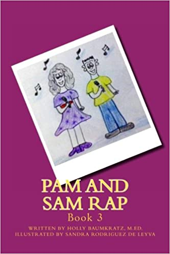 Pam and Sam Rap (Sprouts of AZ learning Book 3)