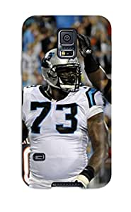 Elliot D. Stewart's Shop F3GERF4QRR64DRGD carolina panthers NFL Sports & Colleges newest Samsung Galaxy S5 cases