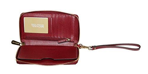 MICHAEL Michael Kors Jet Set Travel Zip Around Travel Wallet ID Card Phone Holder by MICHAEL Michael Kors (Image #1)