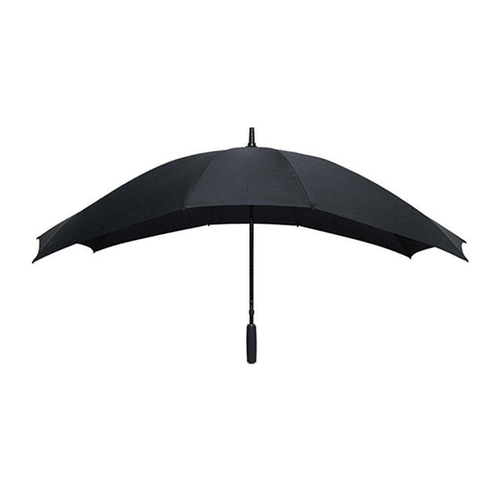 Ombrello doppio non pieghevole Duo Rob McAlister, nero Rob McAlister Ltd 5060139281980