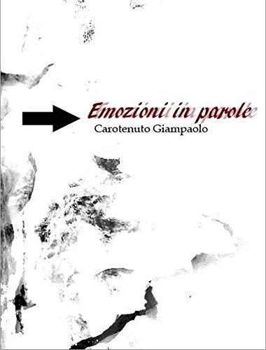 emozioni in parole (Italian Edition)