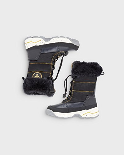 Hummel Junior Snow Boot Black Black