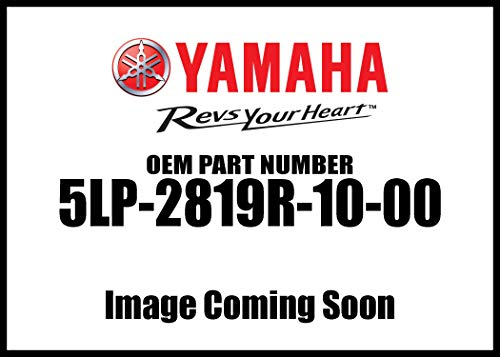 Yamaha 5LP-2819R-10-00 Tag, Warning; ATV Motorcycle Snow Mobile Scooter Parts