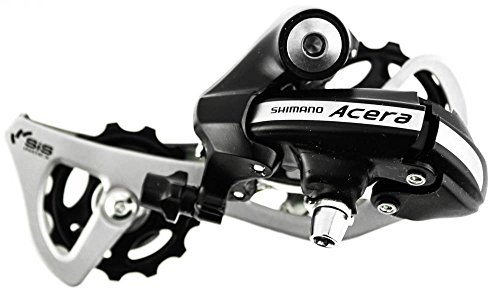- Shimano Acera M360 7 and 8-Speed Rear Derailleur with SmartCage, Black