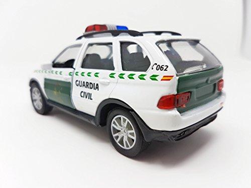 PLAYJOCS Coche Guardia Civil GT-3546 8