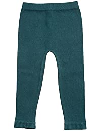 Baby Leggings, Toddler Seamless Soft Cotton Knit Pants...